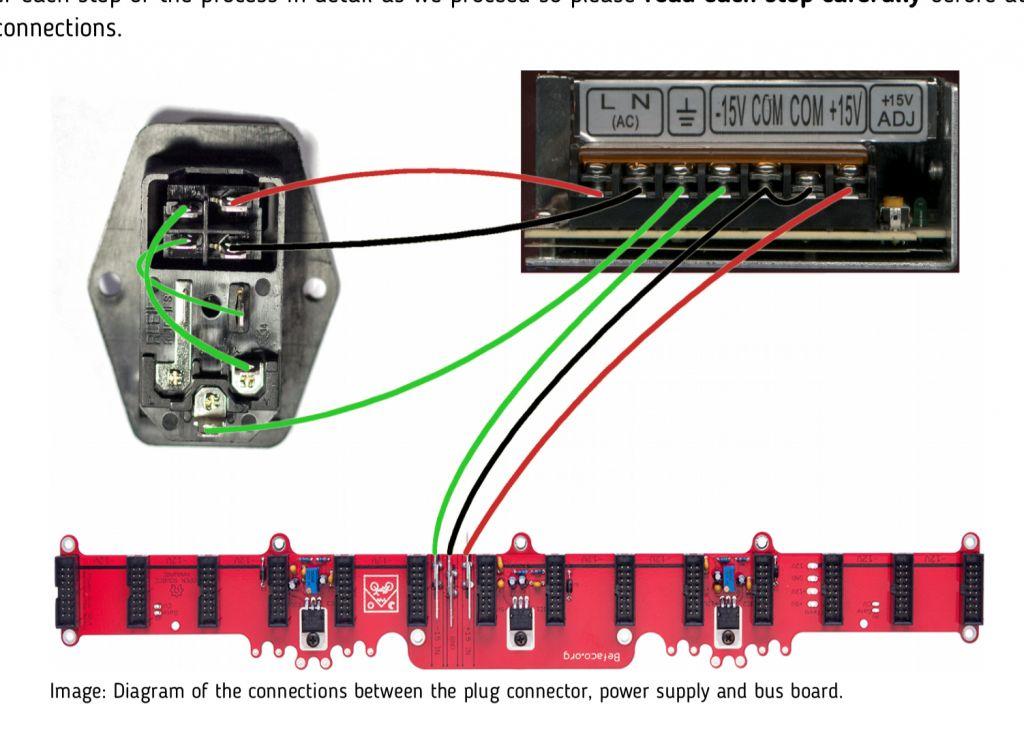 Iec 320 C13 Wiring Diagram