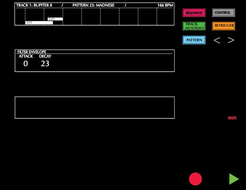 ALMA sequencer concept